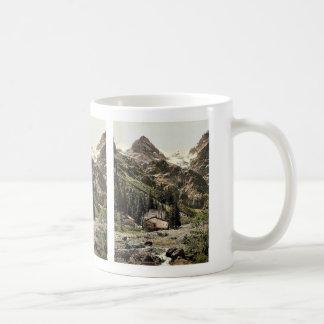 Trafoi, the three mineral water fountains (i.e., H Coffee Mugs