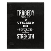 "Tragedy - 8""x10"" Art Print"
