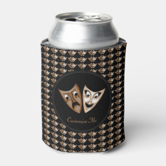 Tragedy & Comedy Can Cooler