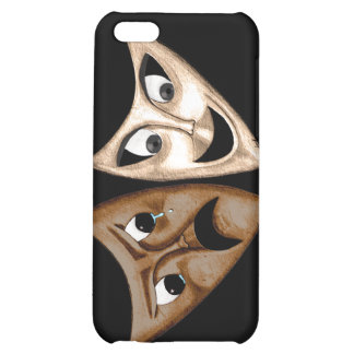 Tragedy Comedy iPhone 5C Covers