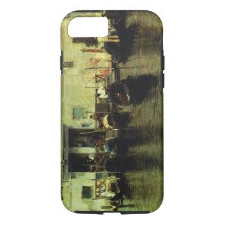 Traghetto della Maddalena, 1887 iPhone 7 Case