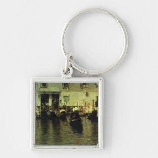 Traghetto della Maddalena, 1887 Keychain