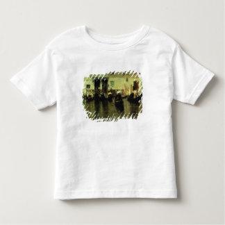 Traghetto della Maddalena, 1887 Toddler T-shirt