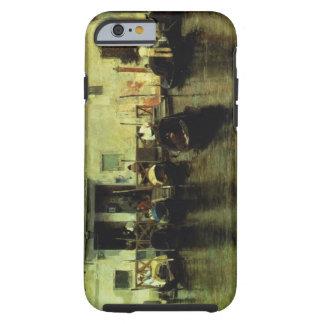Traghetto della Maddalena, 1887 Tough iPhone 6 Case