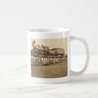 Tragic Accident at Farmington River Coffee Mug