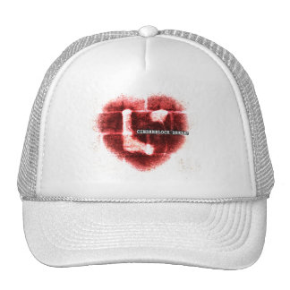 "Tragic Heart ""Cinderblock Dreams"" Hat"