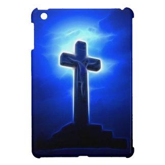 Tragic Jesus Crucifixion iPad Mini Cases