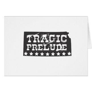 Tragic Prelude Card