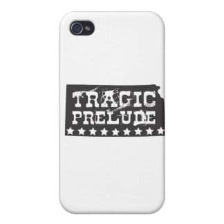 Tragic Prelude Covers For iPhone 4