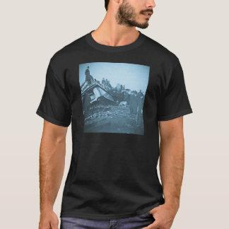 Tragic Railroad Accident at Farmington River T-Shirt