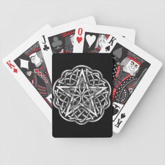 Tragic Royalty Pagan Cards Bicycle Playing Cards