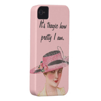 Tragically Pretty iPhone 4 Covers