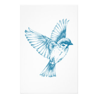 Trago azul papelería de diseño