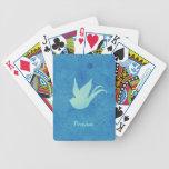 Trago de la libertad barajas de cartas