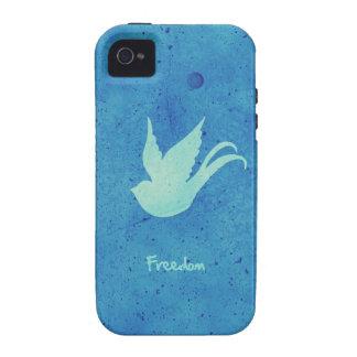 Trago de la libertad iPhone 4 carcasas