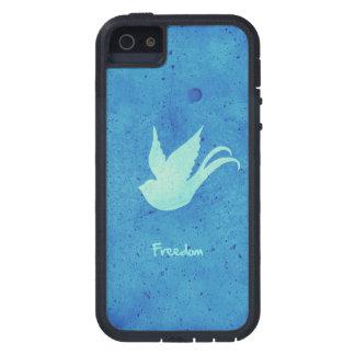 Trago de la libertad iPhone 5 Case-Mate fundas