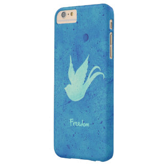 Trago de la libertad funda barely there iPhone 6 plus