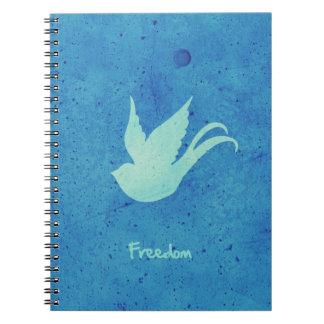 Trago de la libertad libretas
