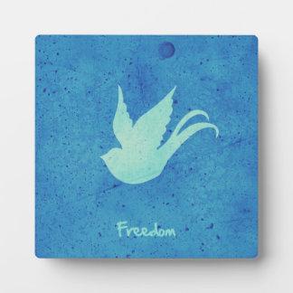Trago de la libertad placas para mostrar