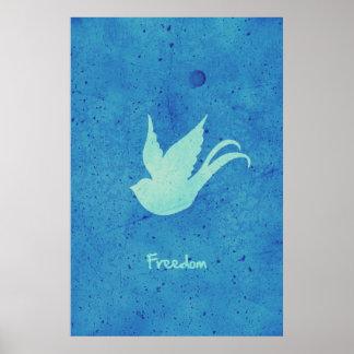 Trago de la libertad póster