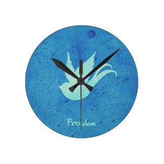 Trago de la libertad reloj