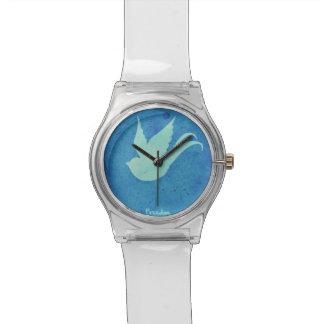 Trago de la libertad relojes de mano