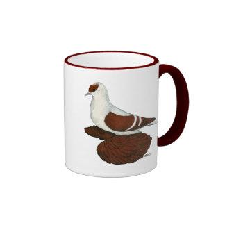 Trago:  Fullhead rojo Taza De Café