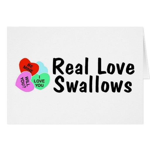 Tragos reales del amor felicitación