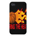 Traiga el calor iPhone 4 carcasa