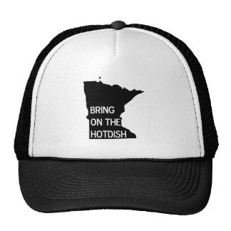 Traiga en el gorra divertido del camionero de Hotd
