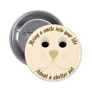 Traiga un botón de la sonrisa pins