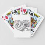 """""""Tráigalo"""" para diseñar por Richard Gibbs Baraja Cartas De Poker"""