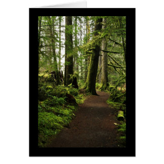 Trail Amongst Giants Card