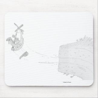 Trail Blazer Mousepad