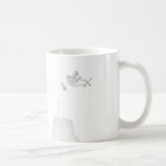Trail Blazer Basic White Mug