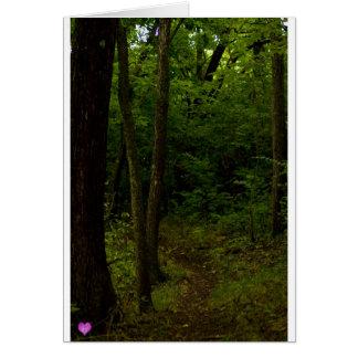 Trail Card