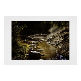 Trail Hot Springs Posters