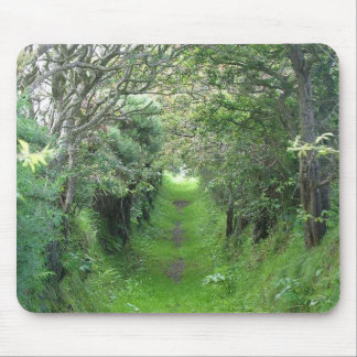 Trail In Ireland Mouse Pad