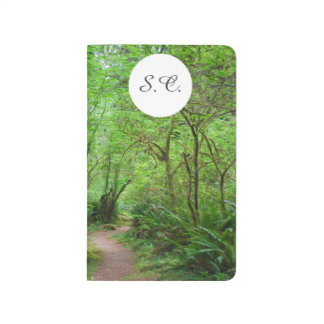 Trail in Redwood Forest Journal