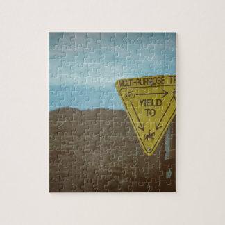 Trail Jigsaw Puzzle