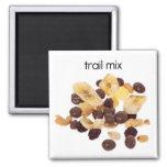 Trail Mix Refrigerator Magnet