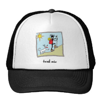 """Trail Mix"" Trucker Hat"