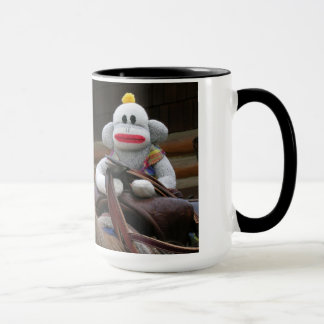 Trail Monkey Mug
