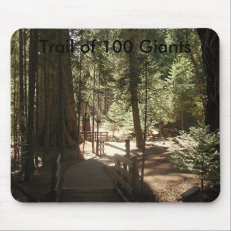 Trail of 100 Giants (1) Mouse Pad