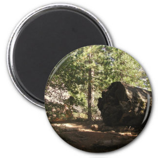 Trail of 100 Giants 2 Inch Round Magnet