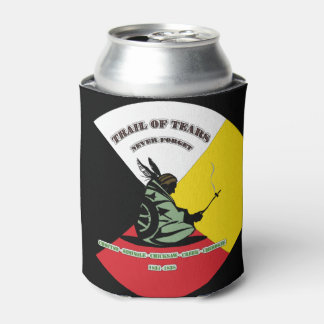 Trail of Tears Can Cooler