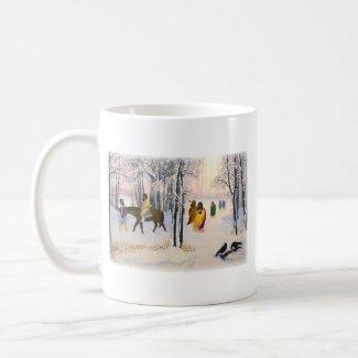 Trail of Tears Fine Art mug