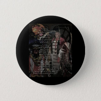 trail of tears pinback button