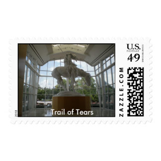 Trail of Tears Stamps