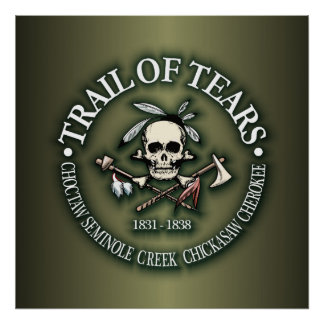 Trail of Tears Poster